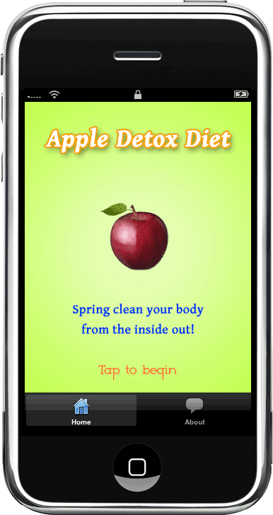 Apple Detox Diet